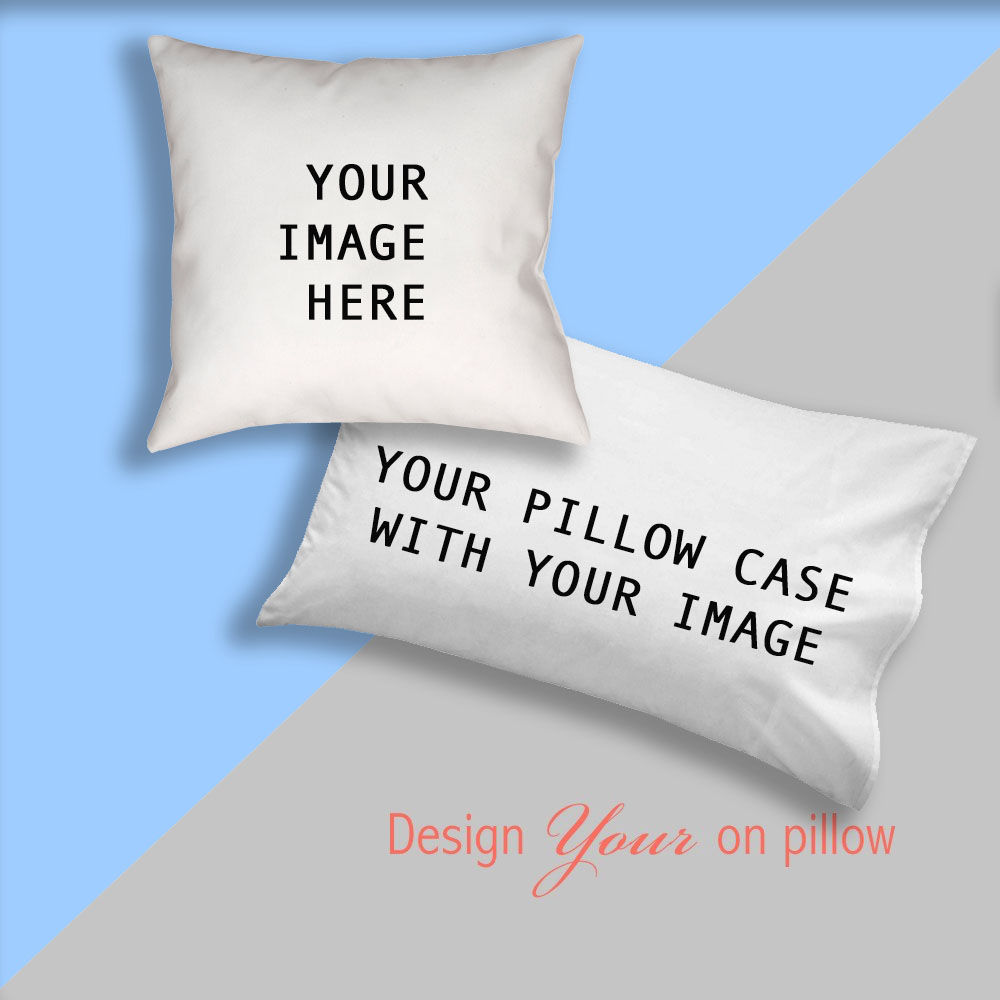 Custom Promotional Decorative Pillows and Pillow case Other sizes available