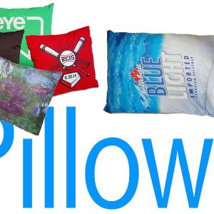 Pillow and Pillow Case