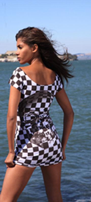 Dress sublimation