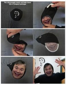 whosnoggin mask happy bob