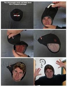 whosnoggin mask will power
