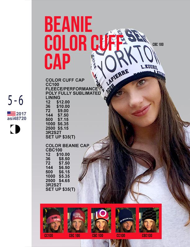 days off designs catalog beanie color cuff cap