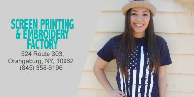 Apparel Contract Screen Printing
