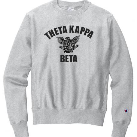 Champion--Crewneck-Sweatshirt-Gray