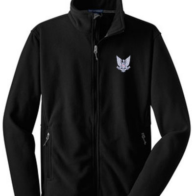 Black Fleece Jacket-Theta Kappa Beta