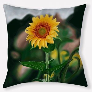 🌻 Sunflower Pillow