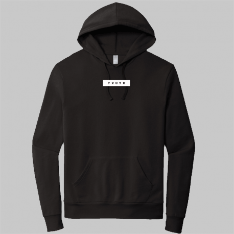 Truth-black-sweatshirt