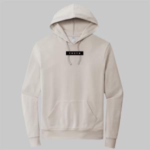 Truth-light-gray-sweatshirt