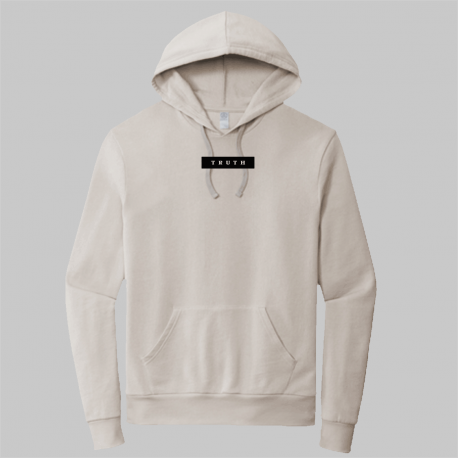 Truth-light-gray-sweatshirt