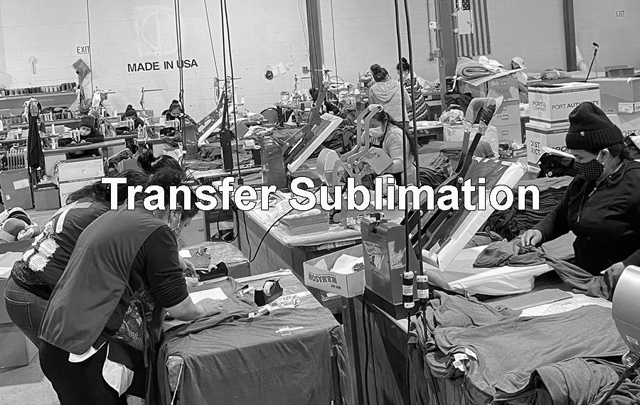 Transfer Sublimation