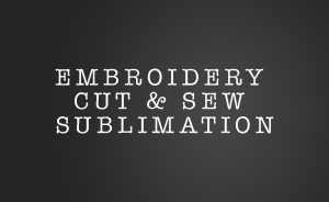 EMBROIDERY-CUT-&-SEW